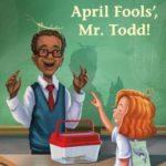 [PDF] [EPUB] April Fools', Mr. Todd! Download