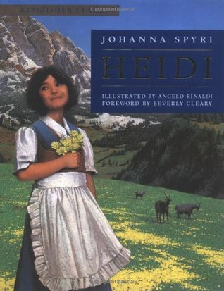 [PDF] [EPUB] Heidi (Heidi, #1-2) Download by Johanna Spyri