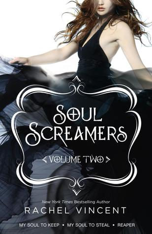 [PDF] [EPUB] Soul Screamers Volume Two (Soul Screamers #3, 3.5, 4) Download by Rachel Vincent