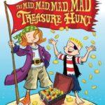 [PDF] [EPUB] The Mad, Mad, Mad, Mad Treasure Hunt (Judy Moody and Stink, #2) Download