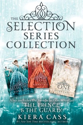[PDF] [EPUB] The Selection Series Collection (The Selection, #0.5, 1-2, 2.5, 3) Download by Kiera Cass
