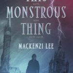 [PDF] [EPUB] This Monstrous Thing Download