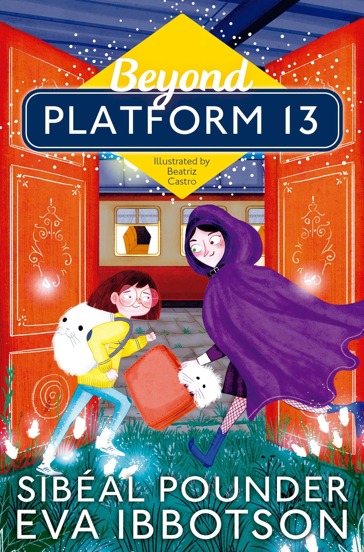 [PDF] [EPUB] Beyond Platform 13 Download by Sibéal Pounder