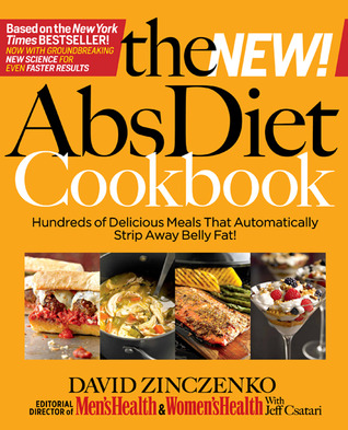 [PDF] [EPUB] The New Abs Diet Cookbook: Hundreds of Powerfood Meals That Will Flatten Your Stomach and Keep You Lean for Life Download by David Zinczenko