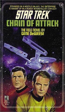[PDF] [EPUB] Chain of Attack Download by Gene DeWeese