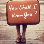 [PDF] [EPUB] How Shall I Know You?: A Short Story Download