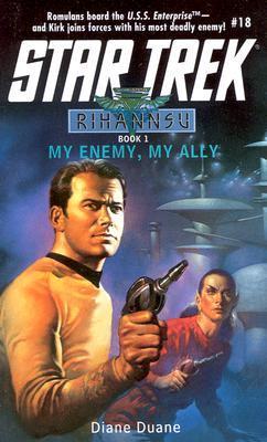 [PDF] [EPUB] My Enemy, My Ally (Star Trek: Rihannsu, #1) Download by Diane Duane