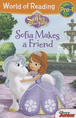 [PDF] [EPUB] Sofia Makes a Friend (Sofia the First: World of Reading: Pre-Level 1: Disney Junior) Download by Catherine Hapka