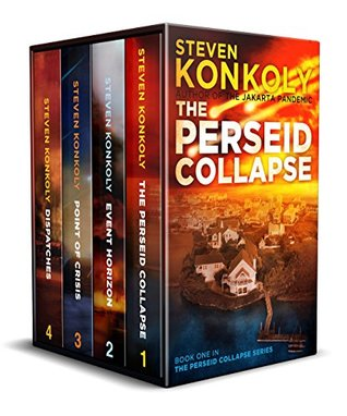 [PDF] [EPUB] THE PERSEID COLLAPSE SERIES BOXSET (Books 1-4): A Post-Apocalyptic Survival Thriller Series Download by Steven Konkoly