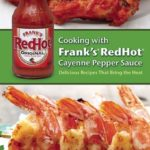 [PDF] [EPUB] Cooking with Frank's RedHot Cayenne Pepper Sauce: Delicious Recipes That Bring the Heat Download