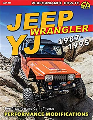 [PDF] [EPUB] Jeep Wrangler YJ 1987-1995: Performance Modifications Download by Don Alexander