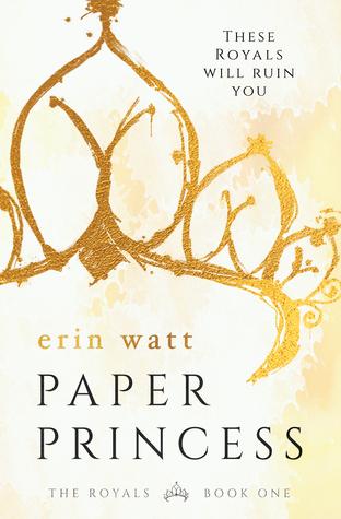 [PDF] [EPUB] Paper Princess (The Royals, #1) Download by Erin Watt