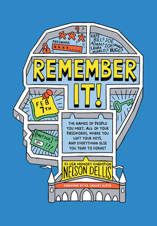 [PDF] [EPUB] Remember It!: The Names of People You Meet, All of Your Passwords, Where You Left Your Keys, and Everything Else You Tend to Forget Download by Nelson Dellis