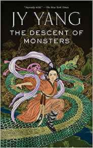 [PDF] [EPUB] The Descent of Monsters (Tensorate, #3) Download by J.Y.  Yang