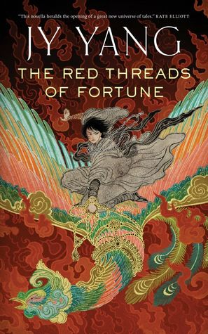 [PDF] [EPUB] The Red Threads of Fortune (Tensorate #2) Download by J.Y.  Yang