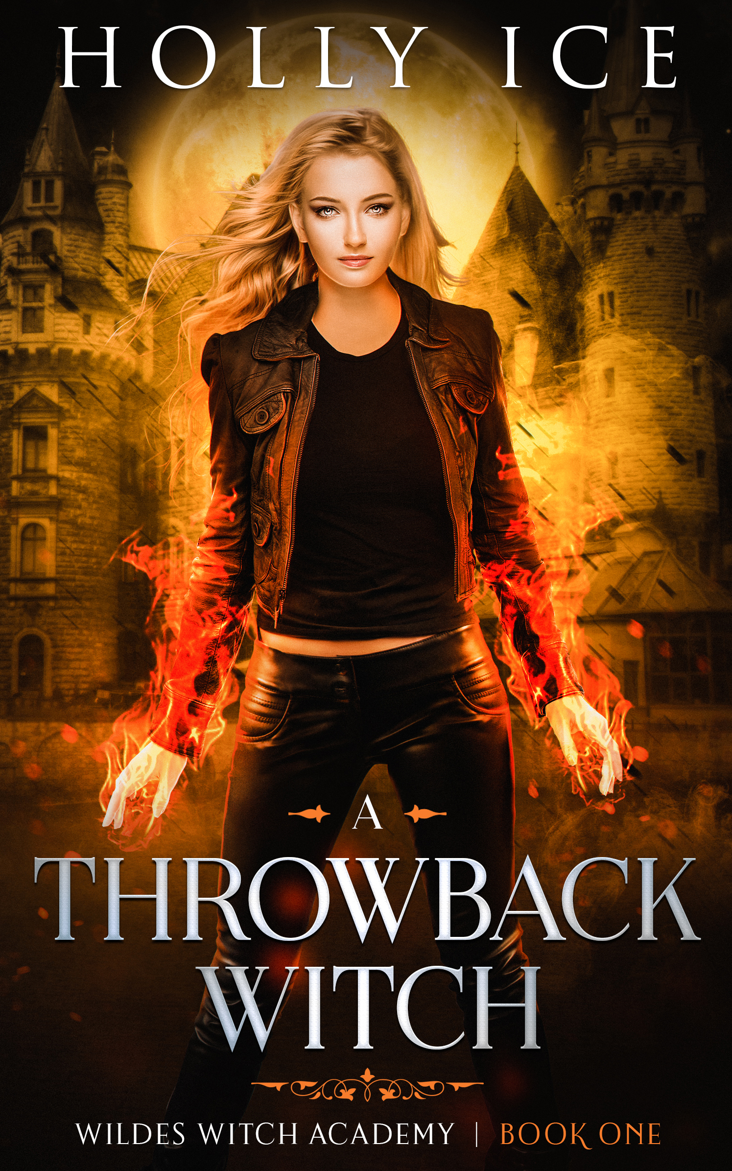 [PDF] [EPUB] A Throwback Witch (Wildes Witch Academy Book One) Download by Holly Ice