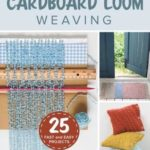 [PDF] [EPUB] Cardboard Loom Weaving: 25 Fast and Easy Projects Download