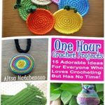 [PDF] [EPUB] Crochet Projects In One Hour: 15 Adorable Ideas For Everyone Who Loves Crocheting But Has No Time! Download