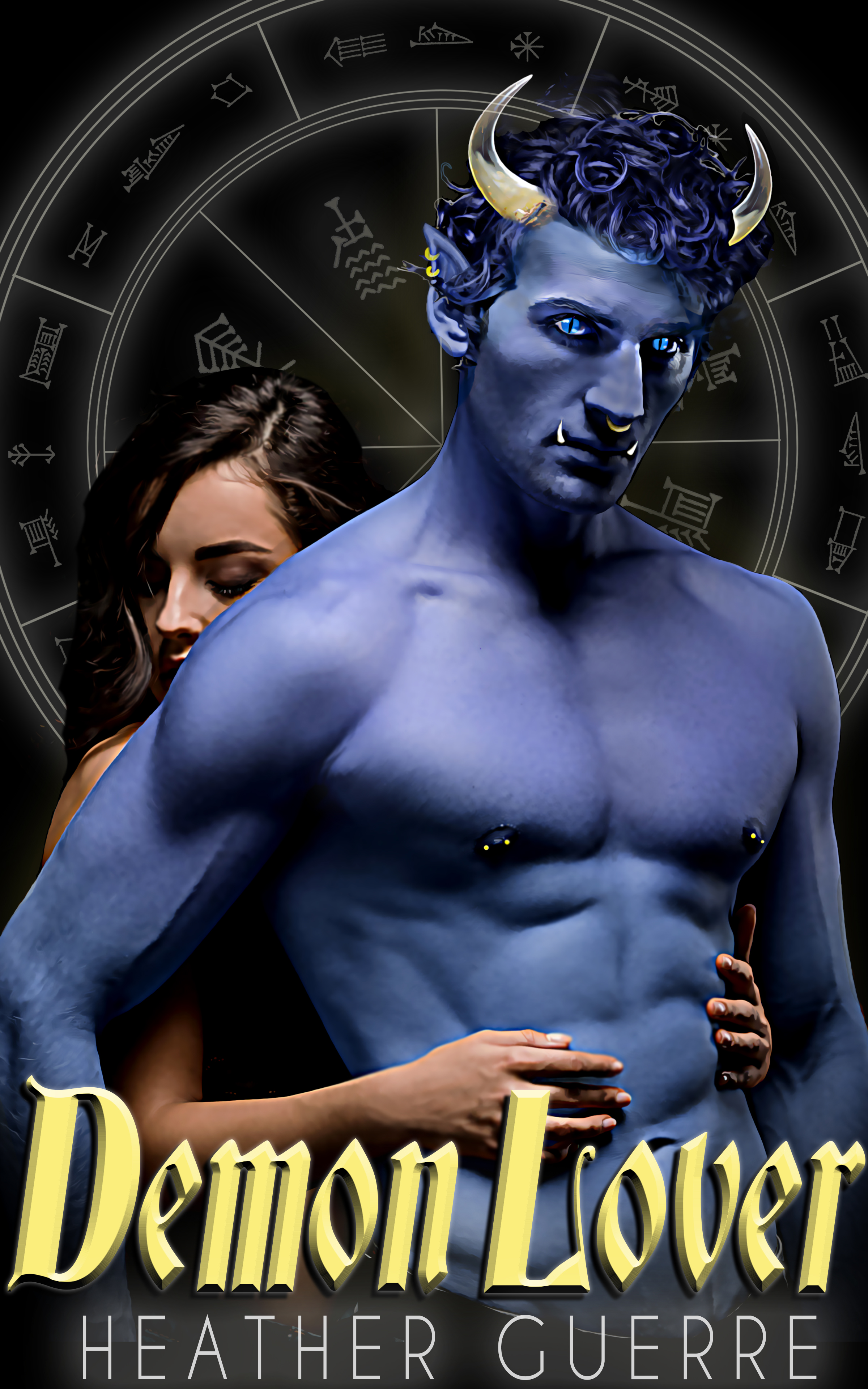 [PDF] [EPUB] Demon Lover Download by Heather Guerre