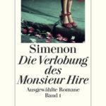 [PDF] [EPUB] Die Verlobung des Monsieur Hire (Ausgewählte Romane Bd 1) Download