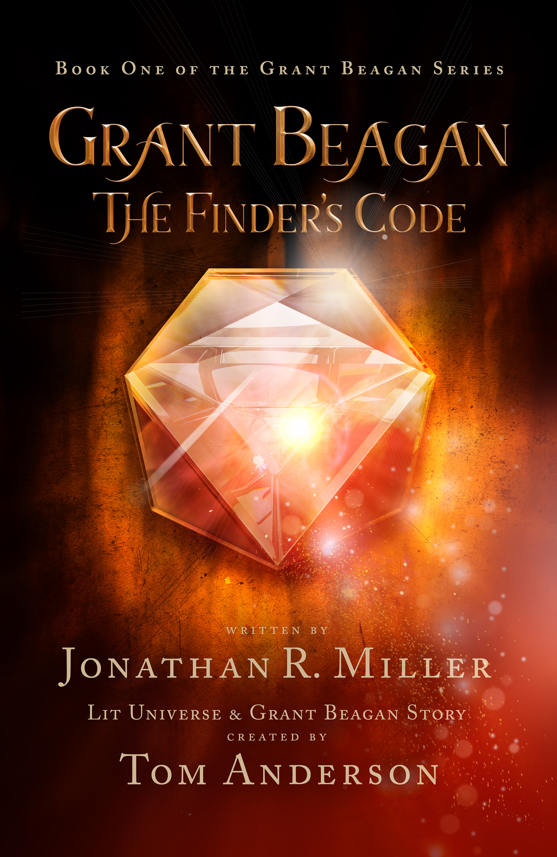 [PDF] [EPUB] Grant Beagan: The Finder's Code (Grant Beagan, #1) Download by Jonathan R. Miller