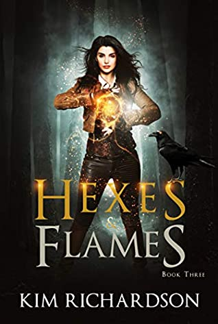 [PDF] [EPUB] Hexes and Flames (The Dark Files Book 3) Download by Kim Richardson