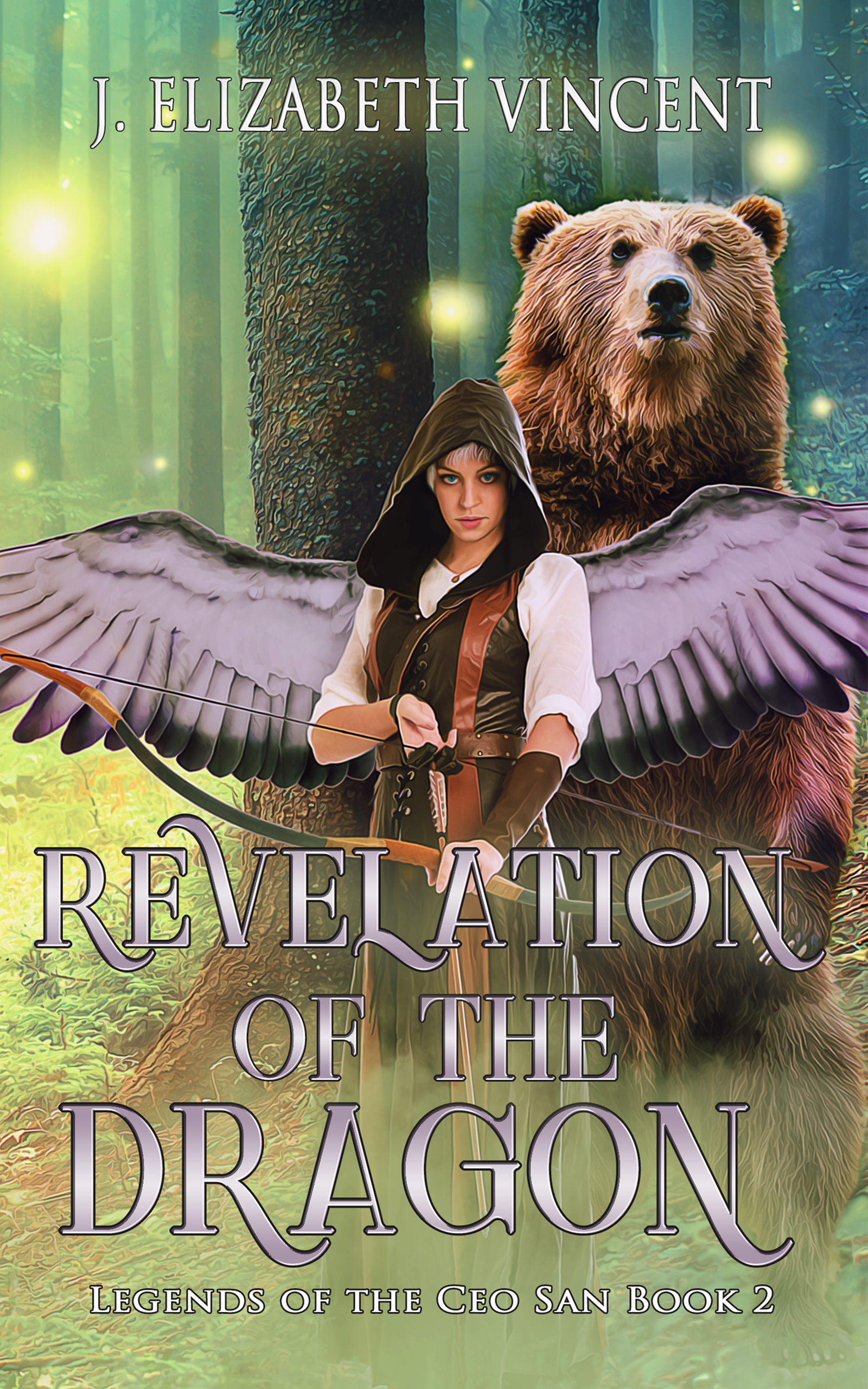 [PDF] [EPUB] Revelation of the Dragon (Legends of the Ceo San Book 2) Download by J. Elizabeth Vincent