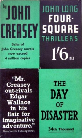 [PDF] [EPUB] The Day Of Disaster (Department Z, #18) Download by John Creasey