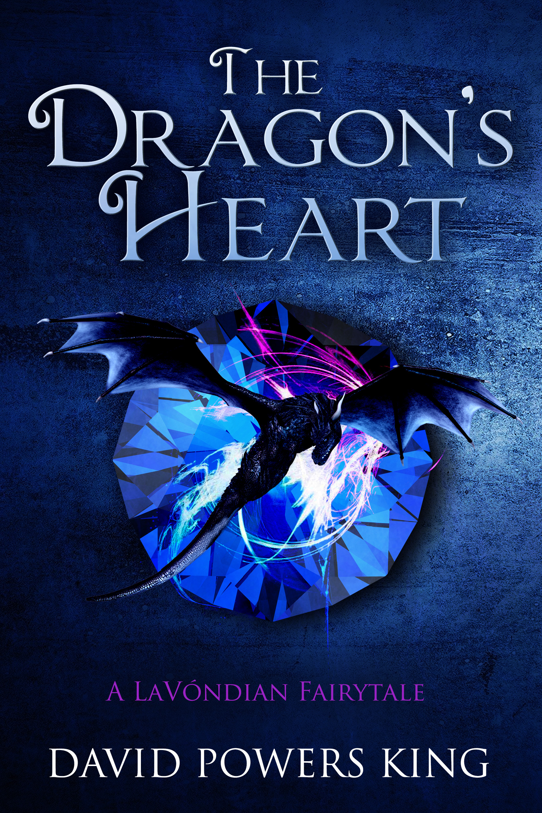 [PDF] [EPUB] The Dragon's Heart: A LaVóndian Fairytale Download by David Powers King