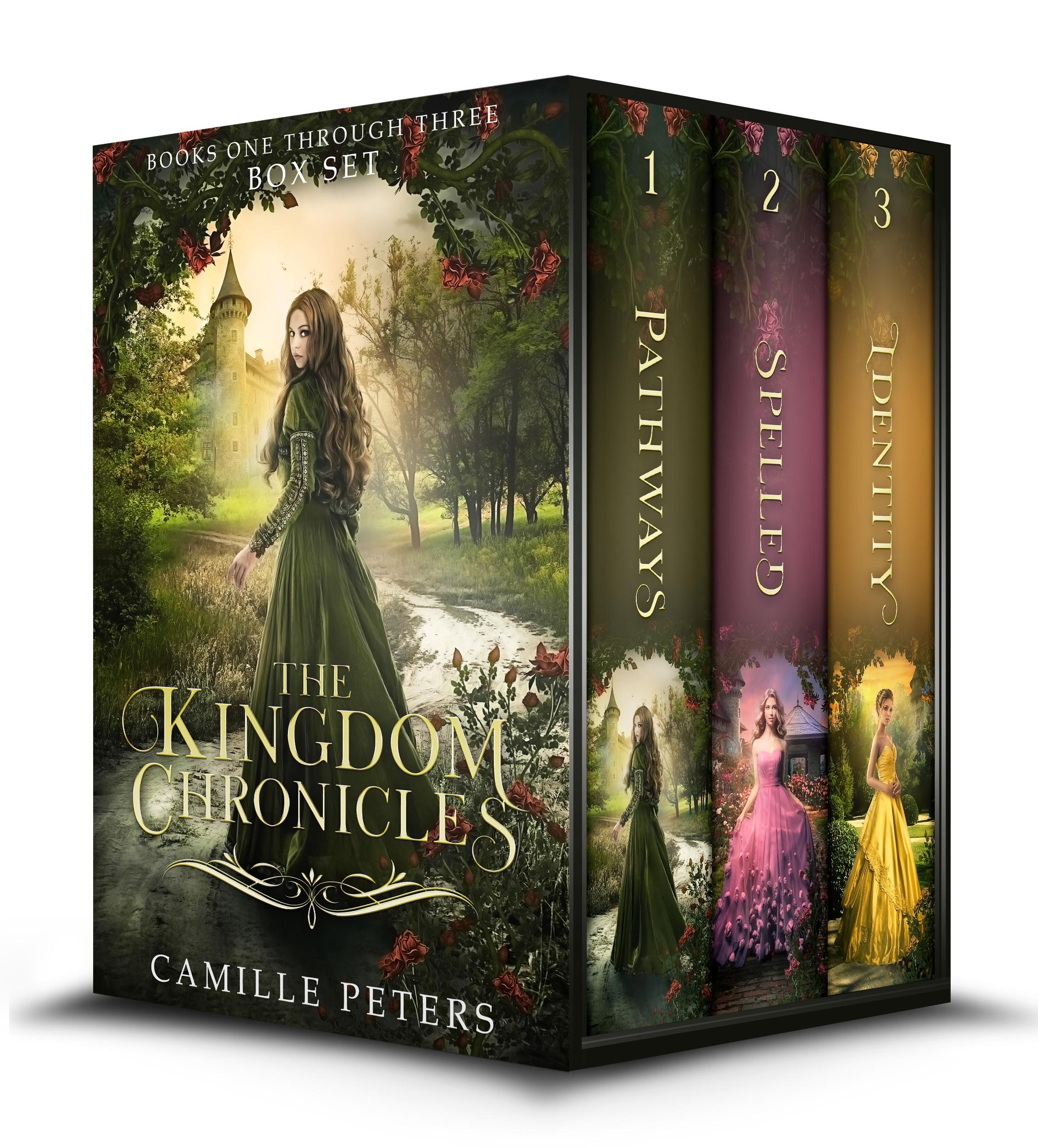 [PDF] [EPUB] The Kingdom Chronicles Box Set 1 Download by Camille  Peters