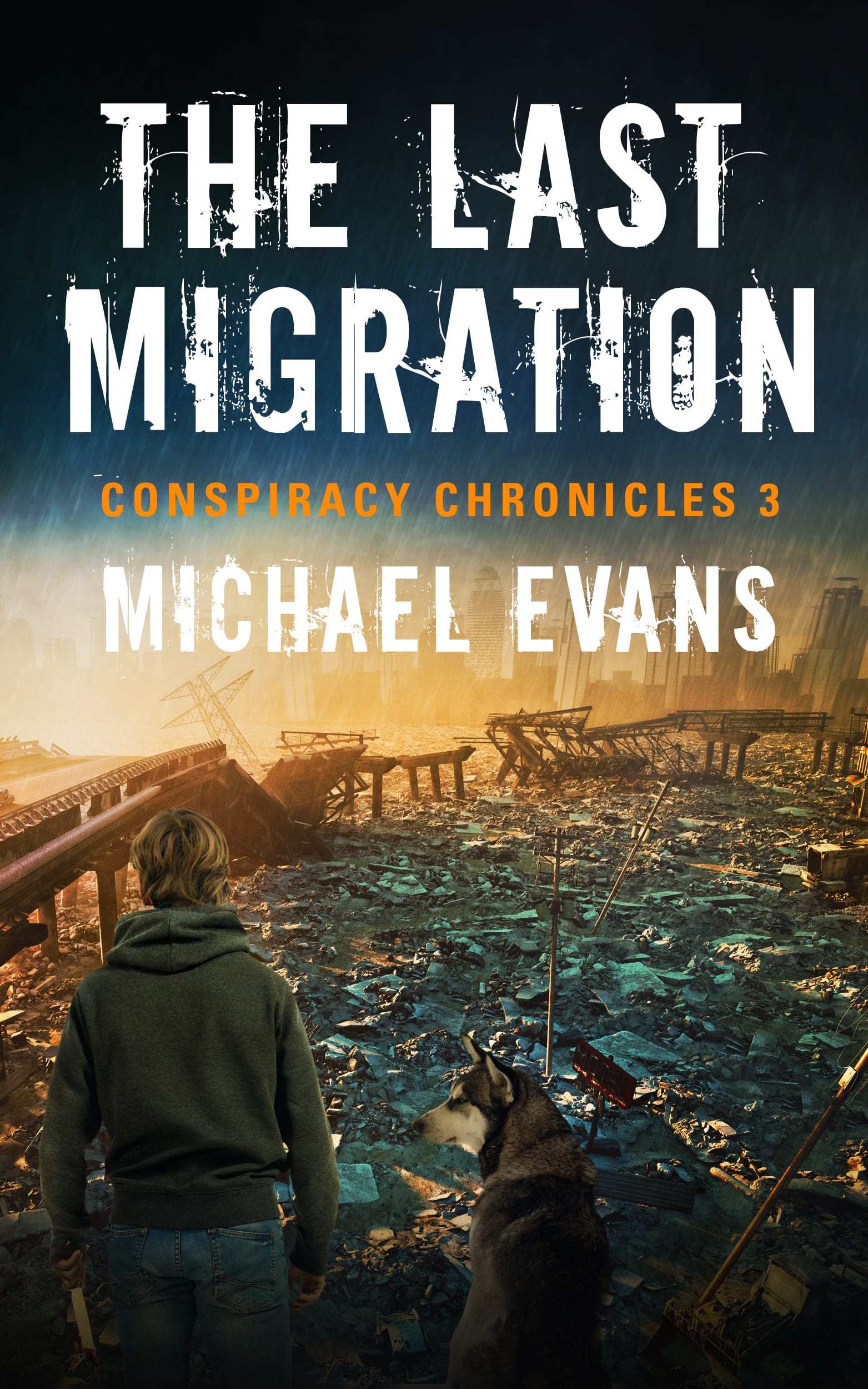 [PDF] [EPUB] The Last Migration (Conspiracy Chronicles, #3) Download by Michael  Evans
