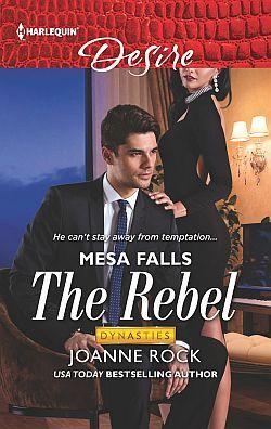[PDF] [EPUB] The Rebel (Dynasties: Mesa Falls #1) Download by Joanne Rock