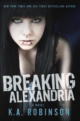 [PDF] [EPUB] Breaking Alexandria Download by K.A. Robinson
