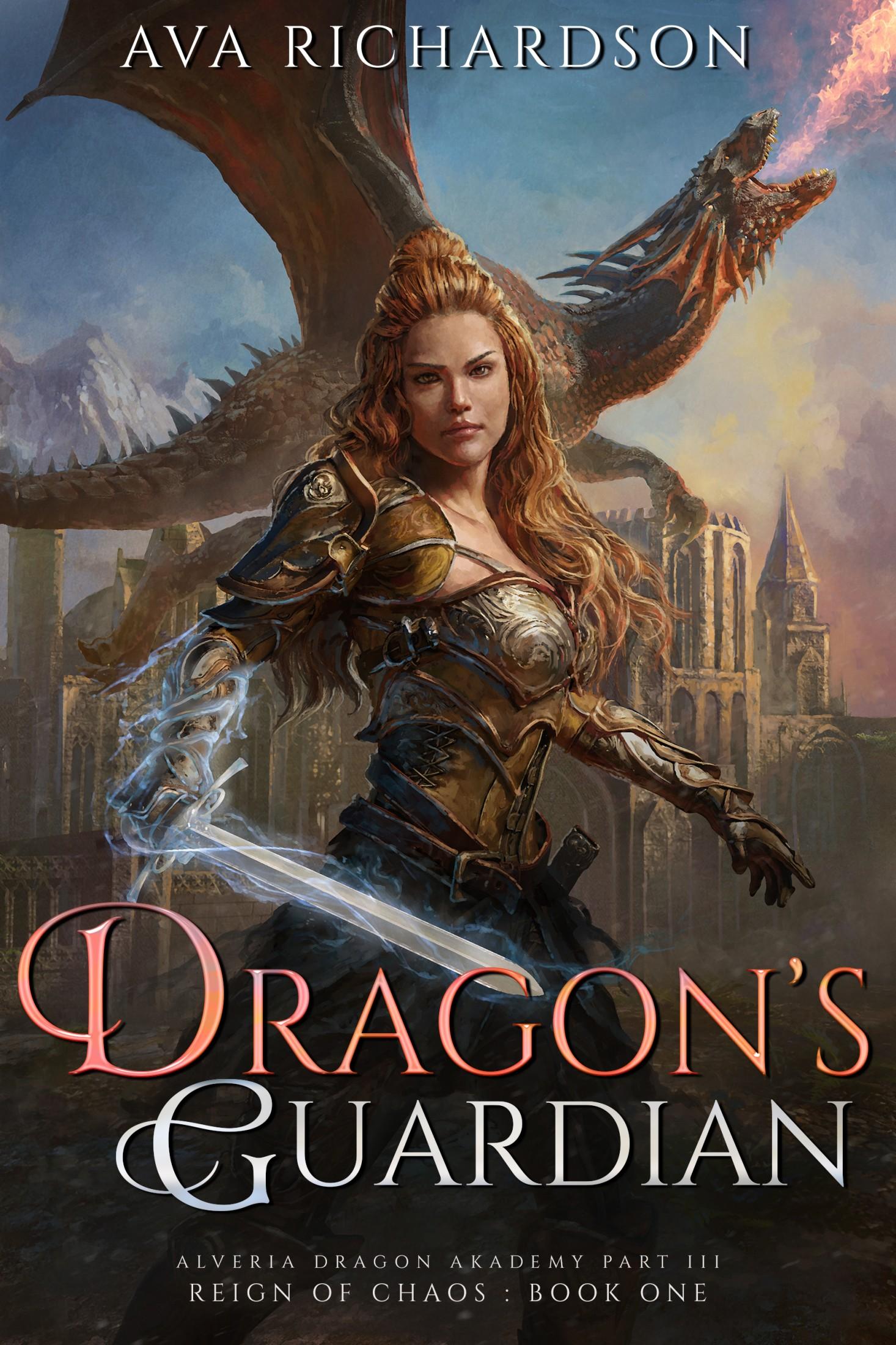 [PDF] [EPUB] Dragon's Guardian (Alveria Dragon's Akademy Part 3 Book 1) Download by Ava Richardson