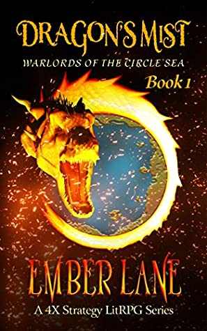 [PDF] [EPUB] Dragon's Mist (Warlords of the Circle Sea, #1) Download by Ember Lane