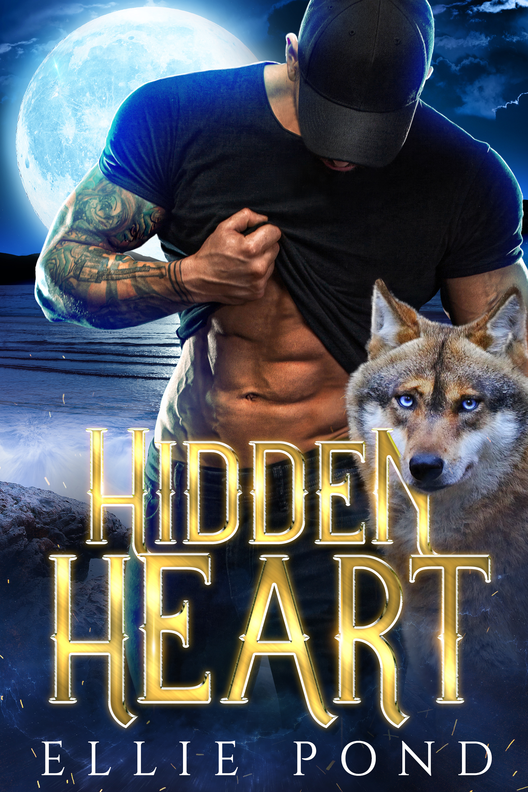 [PDF] [EPUB] Hidden Heart (Dark Wings, #1) Download by Ellie Pond