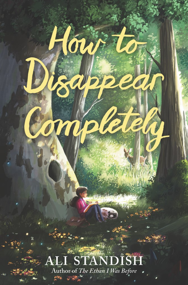 [PDF] [EPUB] How to Disappear Completely Download by Ali Standish