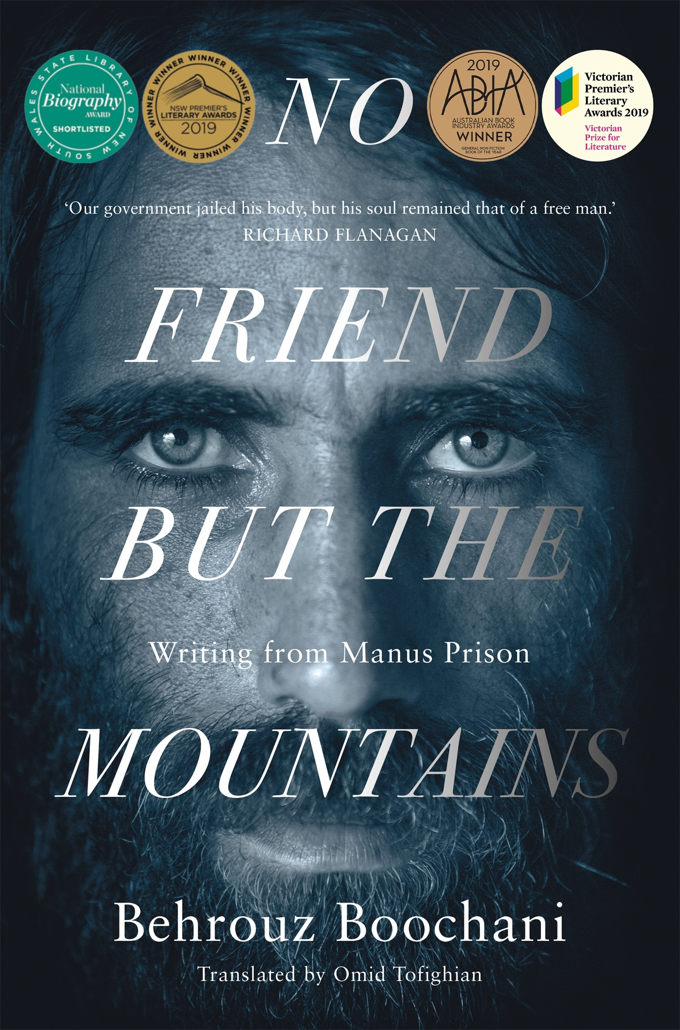 [PDF] [EPUB] No Friend But the Mountains: Writing from Manus Prison Download by Behrouz Boochani