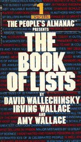 [PDF] [EPUB] The People's Almanac Presents the Book of Lists Download by David Wallechinsky