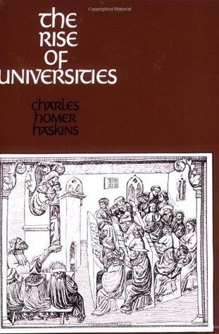 [PDF] [EPUB] The Rise of Universities Download by Charles Homer Haskins