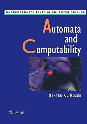 [PDF] Automata and Computability Download by Dexter C. Kozen
