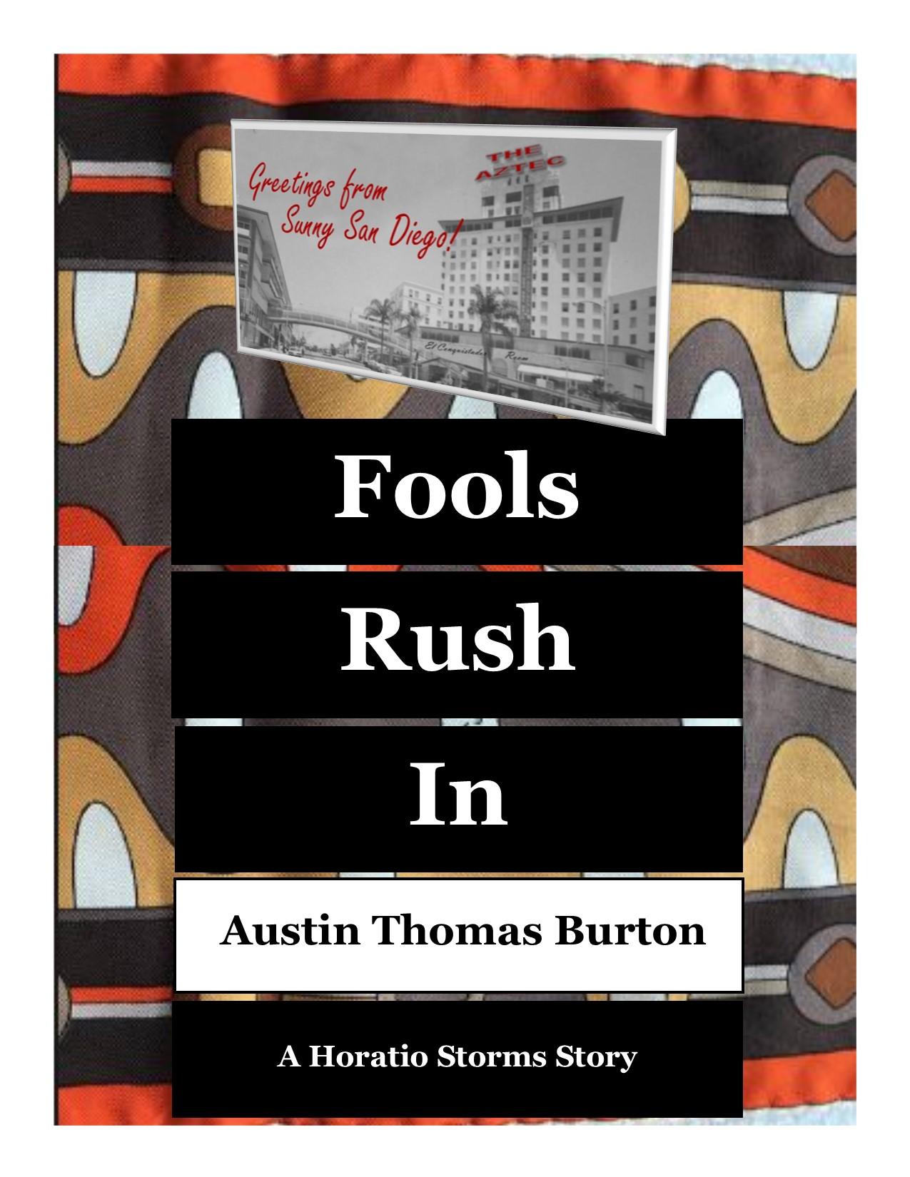 [PDF] [EPUB] Fools Rush In Download by Austin Thomas Burton