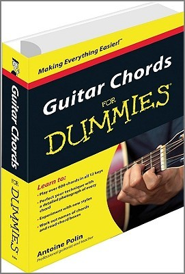 [PDF] Guitar Chords for Dummies Download by Antoine Polin