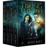 [PDF] [EPUB] I Bring the Fire Parts I, II, III, and In the Balance (A Loki Series) Download