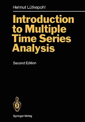 [PDF] Introduction to Multiple Time Series Analysis Download by Helmut Lütkepohl