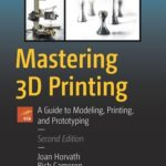 [PDF] [EPUB] Mastering 3D Printing: A Guide to Modeling, Printing, and Prototyping Download