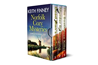 [PDF] [EPUB] Norfolk Cozy Mysteries Compilation: Books one to three Download by Keith Finney