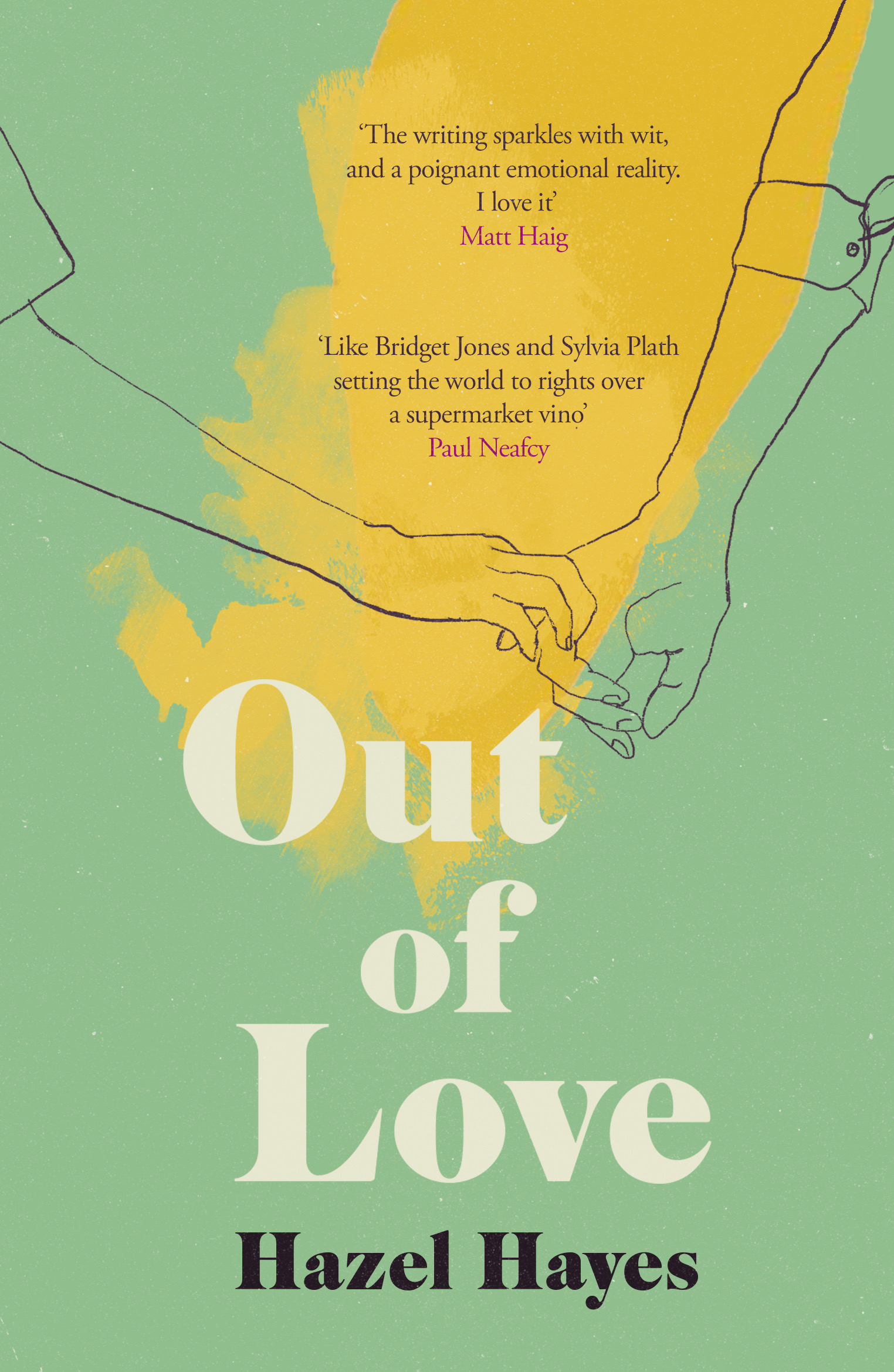 [PDF] [EPUB] Out of Love Download by Hazel Hayes