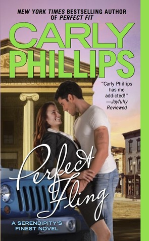 [PDF] Perfect Fling (Serendipity's Finest, #2) Download by Carly Phillips