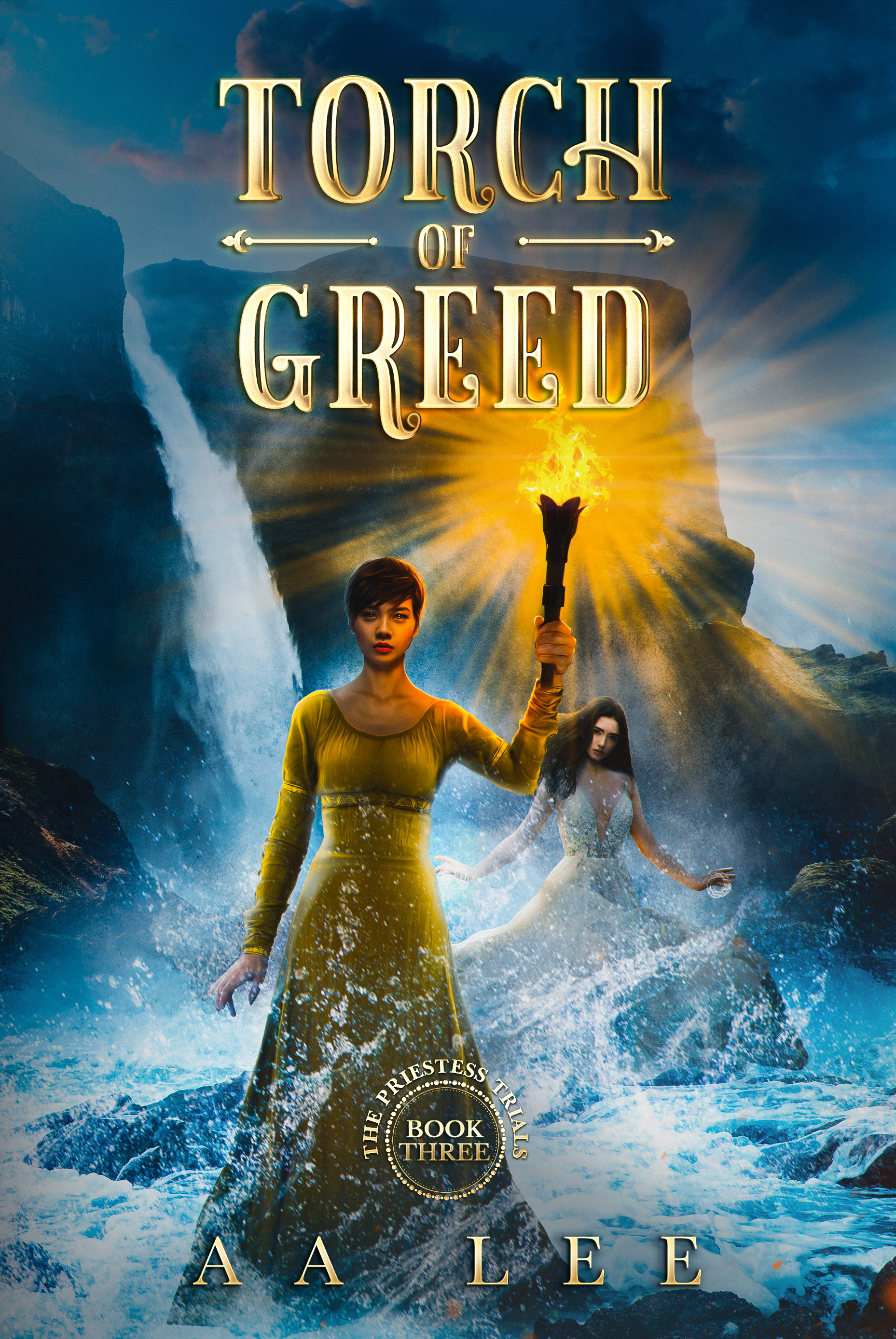 [PDF] [EPUB] Torch of Greed Download by A.A.  Lee